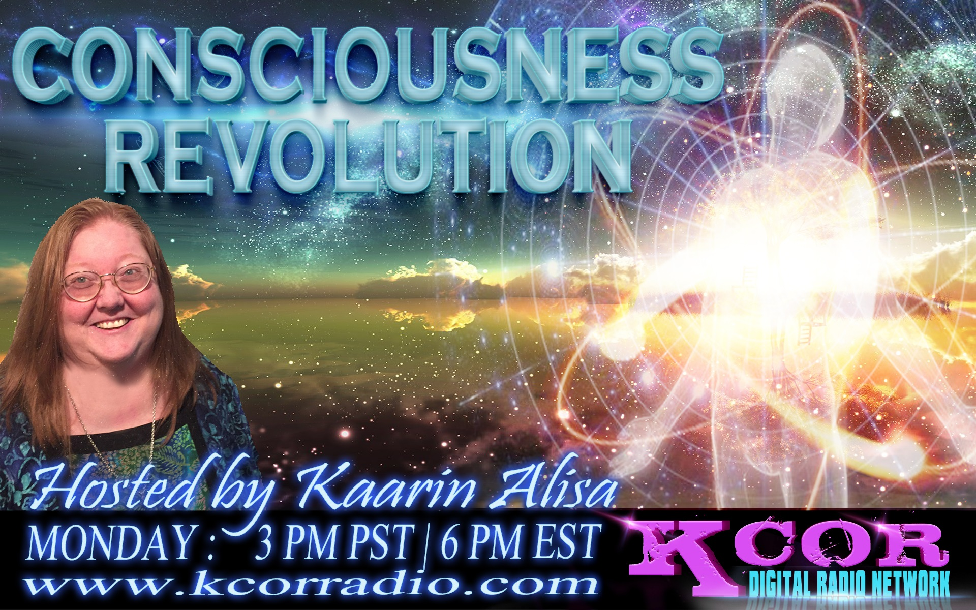 Consciousness Revolution Radio